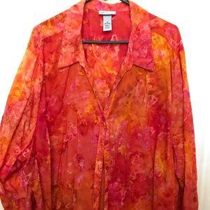 Liz&Me women's blouse